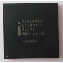 Chipset Intel CG82NM10 SLGXX, new